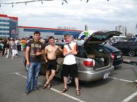 Соревнования по автозвуку 2010 - IASCA Омск