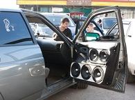 соревнования по автозвуку 2011
