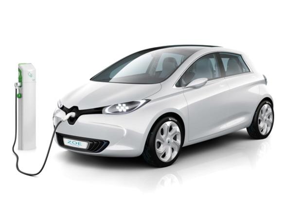 Renault электро