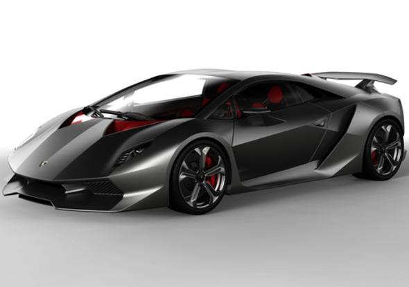 Новый Lamborghini Sesto Elemento